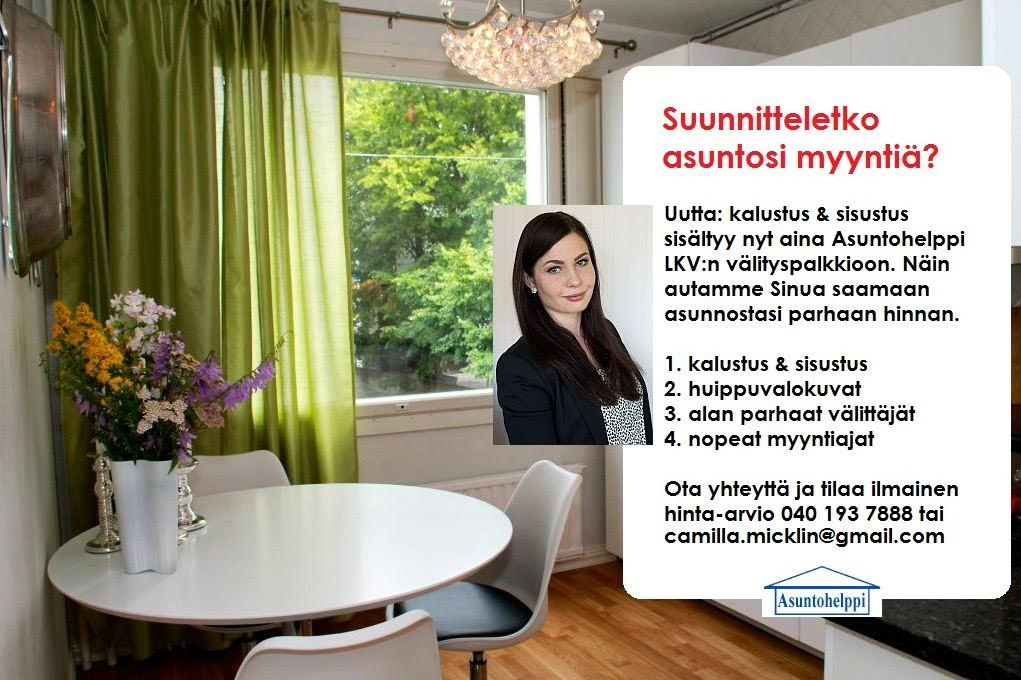 Turku jokiranta asunnot